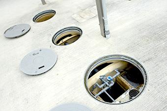 合併処理浄化槽(浄化槽)
